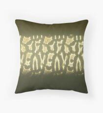 refract Throw Pillow