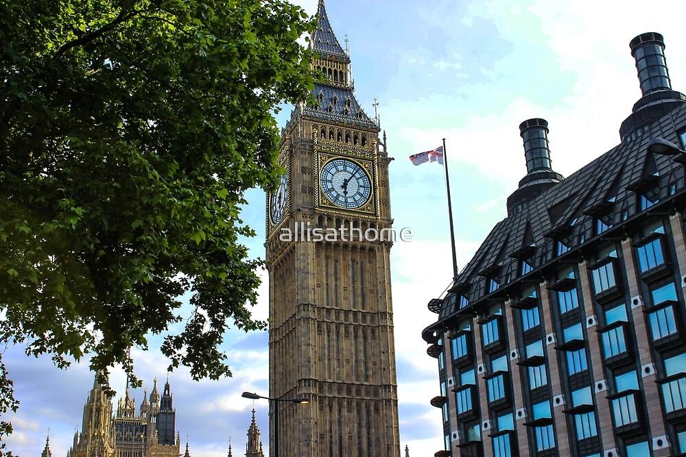 Big Ben by allisathome