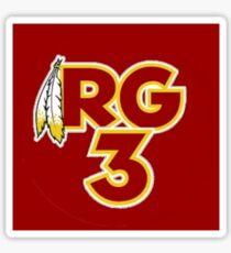 RG3 Sticker