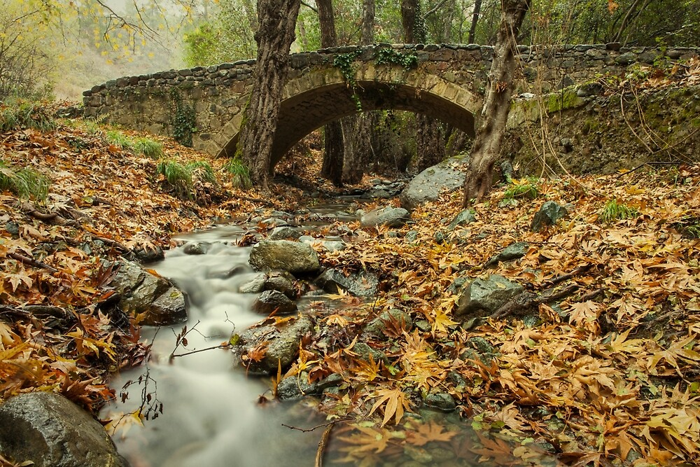Old bridge by Ovation66