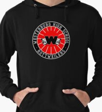 Westerburg High School Rottweilers Lightweight Hoodie