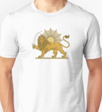 National Emblem of Iran, Provisional Government of Iran, 1979-1980 Unisex T-Shirt