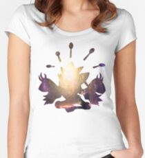 Mega Alakazam used Future Sight Women's Fitted Scoop T-Shirt
