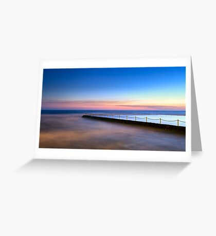 Shimmer in the Dawn Greeting Card