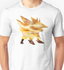 Mega Manectric Thunder Wave Unisex T-Shirt