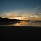 Straddie Sunset by mewalsh