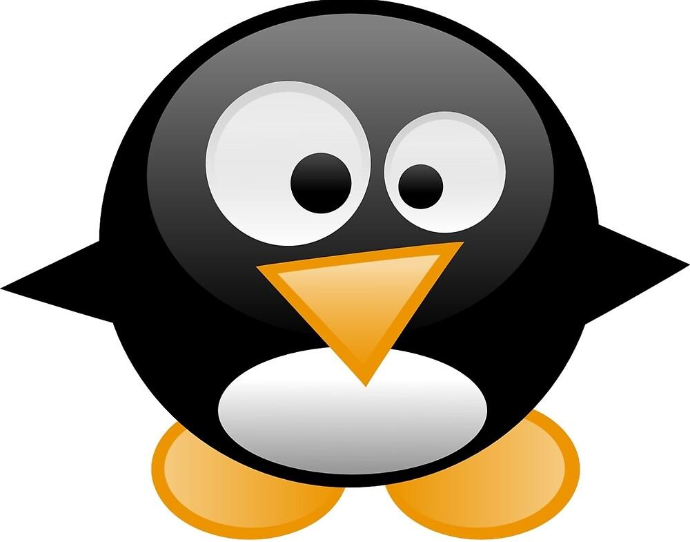 penguin work 1 by akmanm