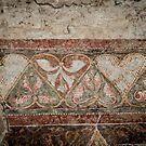 Roman fresco hearts by Susana Weber