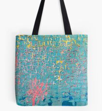 Transported Tree Tote Bag