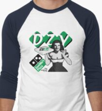 Pizza Girl Men's Baseball ¾ T-Shirt
