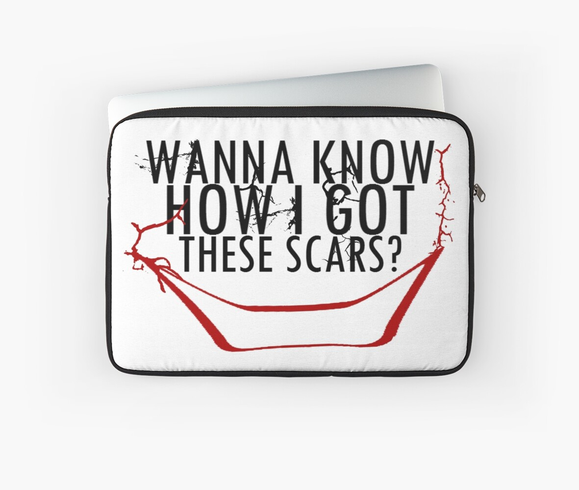 How'd I Get My Scars!? by Ash J