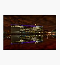 BBC Scotland Photographic Print