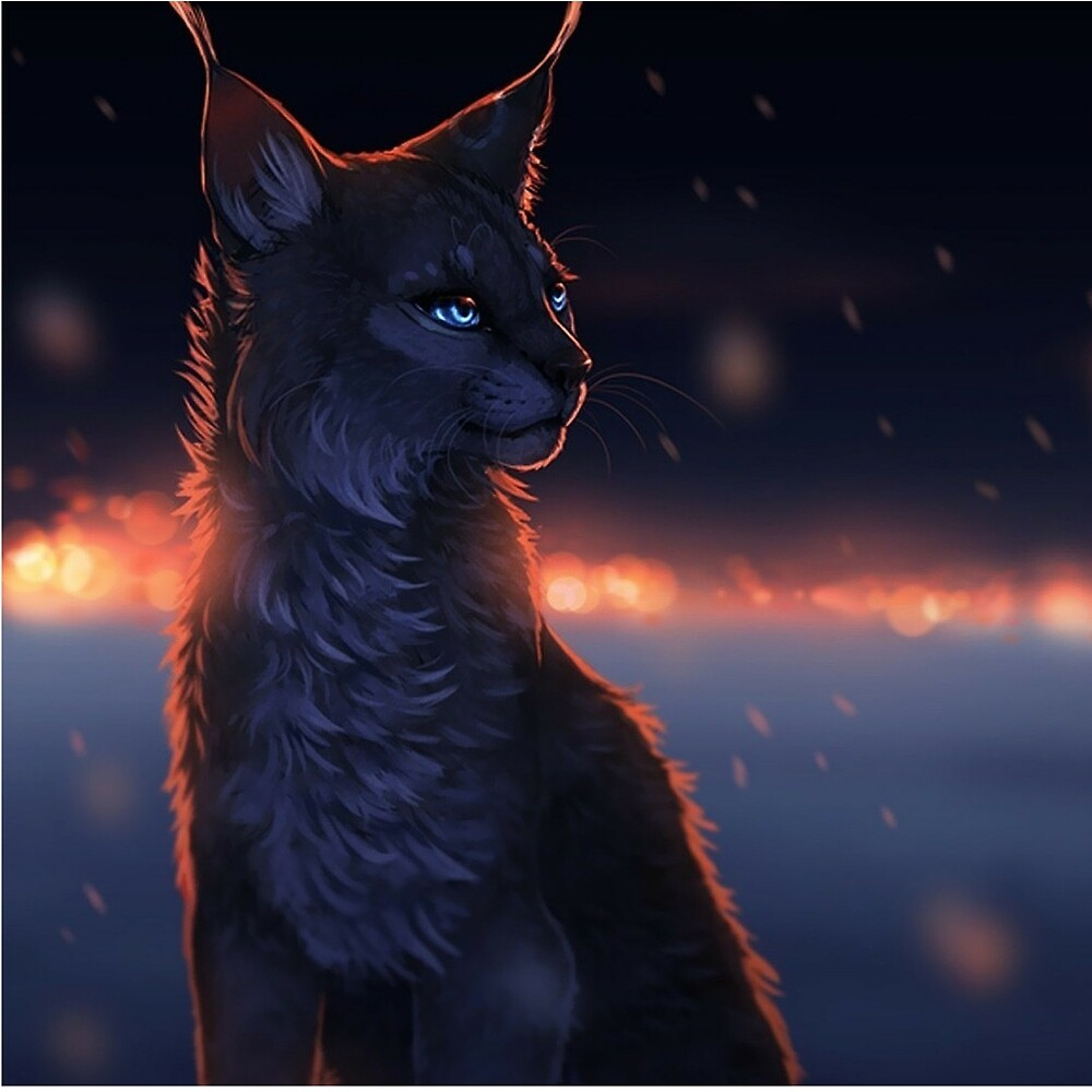 Bruce - The Lynx by bondgoods