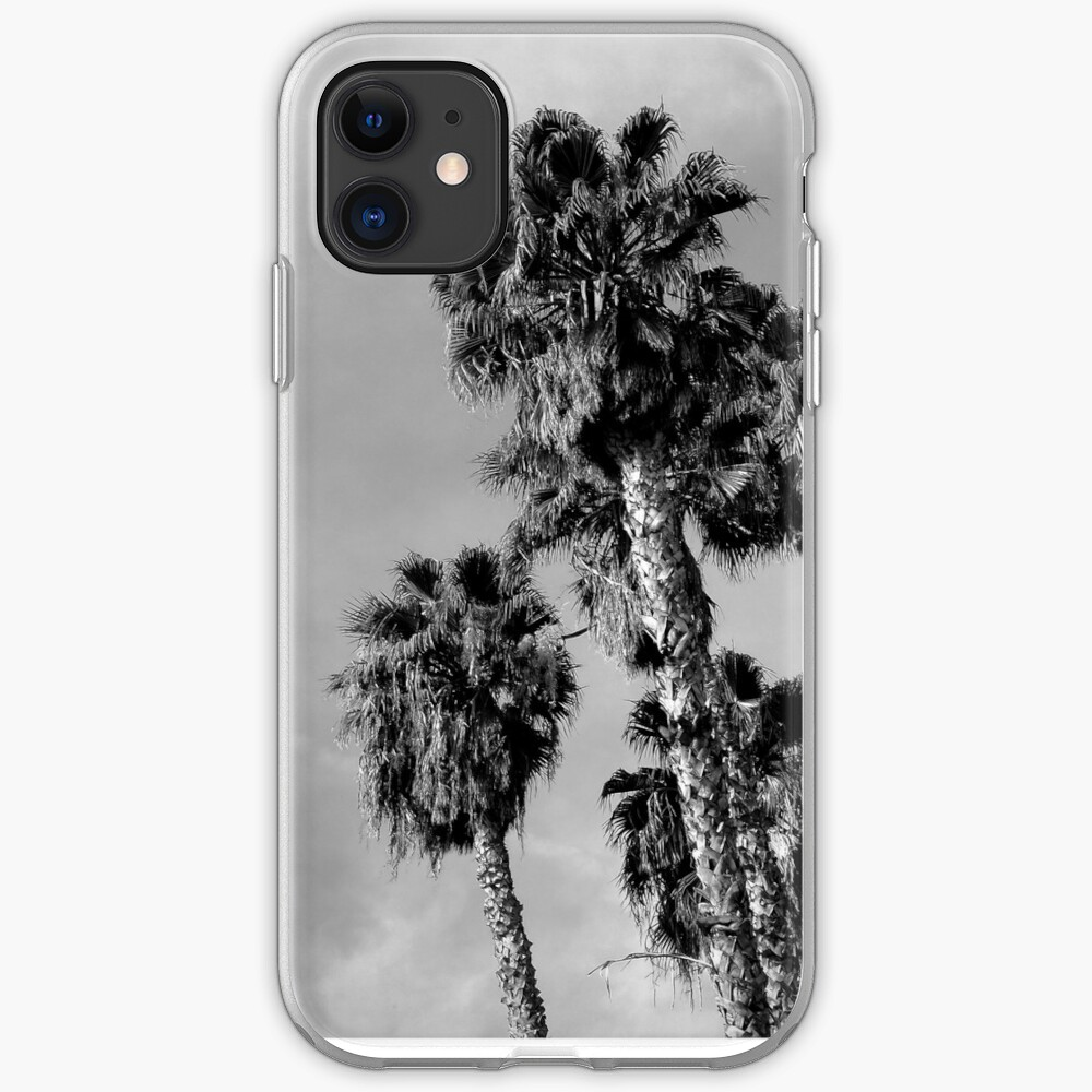 Palm Trees, Los Angeles iPhone Case & Cover