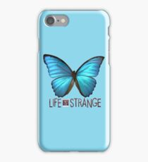 Life is Strange Butterfly iPhone Case/Skin