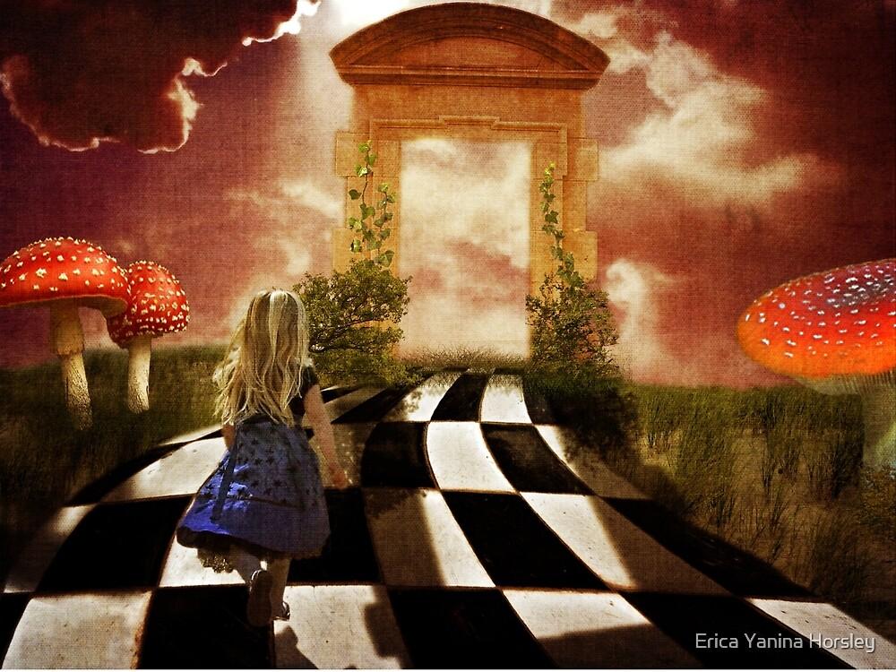 Alice in a Hurry by Erica Yanina Horsley
