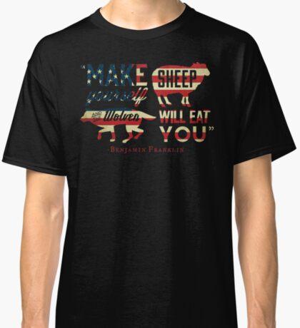 Make Yourself Sheep Classic T-Shirt