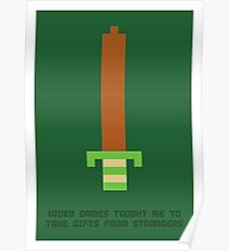 8-Bit Lessons: Video Games Taught Me to Take Gifts From Strangers Poster