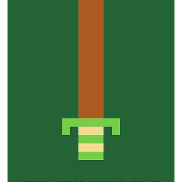 8-Bit Lessons: Video Games Taught Me to Take Gifts From Strangers by dontblinktees