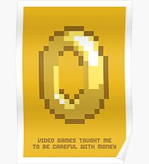 8-Bit Lessons: Video Games Taught Me To Be Careful With Money Poster