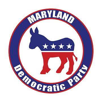 Maryland Democratic Party Original  by Democrat