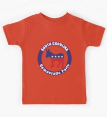 South Carolina Democratic Party Original Kids Clothes