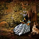 Outside the Rabbit Hole by Erica Yanina Horsley