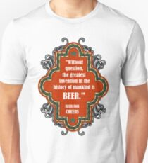 Always Beer For Cheers Unisex T-Shirt