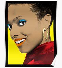 Martha Jones Pop Art Poster