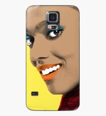 Martha Jones Pop Art Case/Skin for Samsung Galaxy
