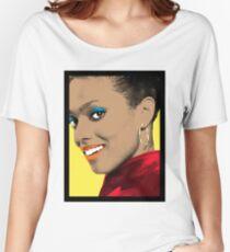Martha Jones Pop Art Women's Relaxed Fit T-Shirt