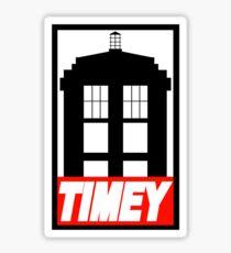 TIMEY Sticker