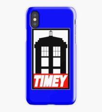 TIMEY iPhone Case/Skin