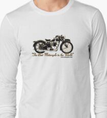 The Best Motorcycle in the World T-Shirt