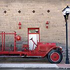The Old Firetruck by CarolM