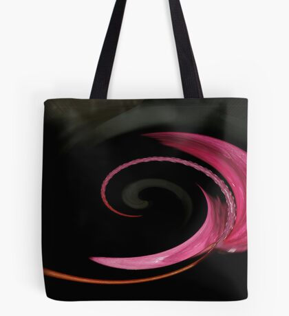 SWOOPED AWAY Tote Bag
