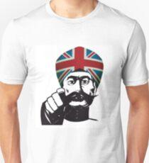 British Sikh Unisex T-Shirt