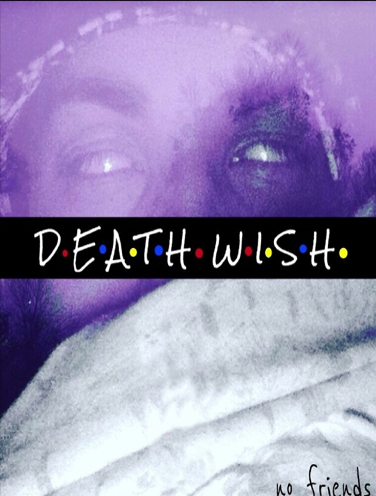 Death Wish  by Chris-Slyder  Apparel-White