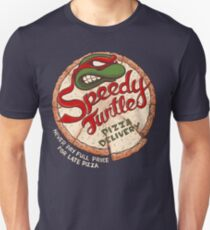Camiseta ajustada Speedy Turtle