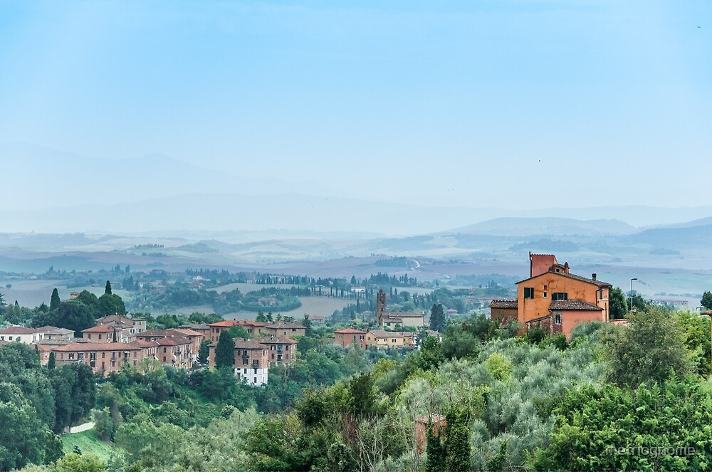 Tuscany Approaches by metriognome