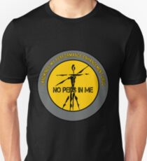 Landmines - My Performance Enhancement Drug Unisex T-Shirt