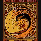 EPIC SURF DESIGNS SURF EL SALVADOR by Larry Butterworth