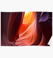 Antelope Canyon, Amazing Nature Poster
