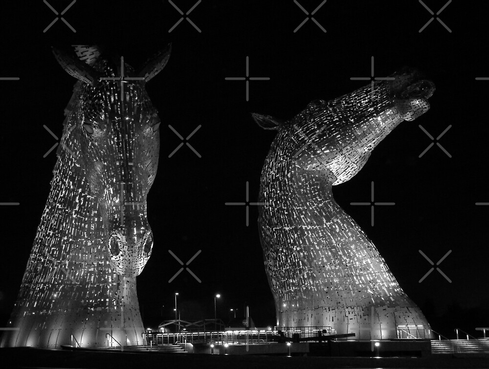 Kelpies by Stephen Kane