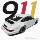 Porsche 911 by jbruntondesign