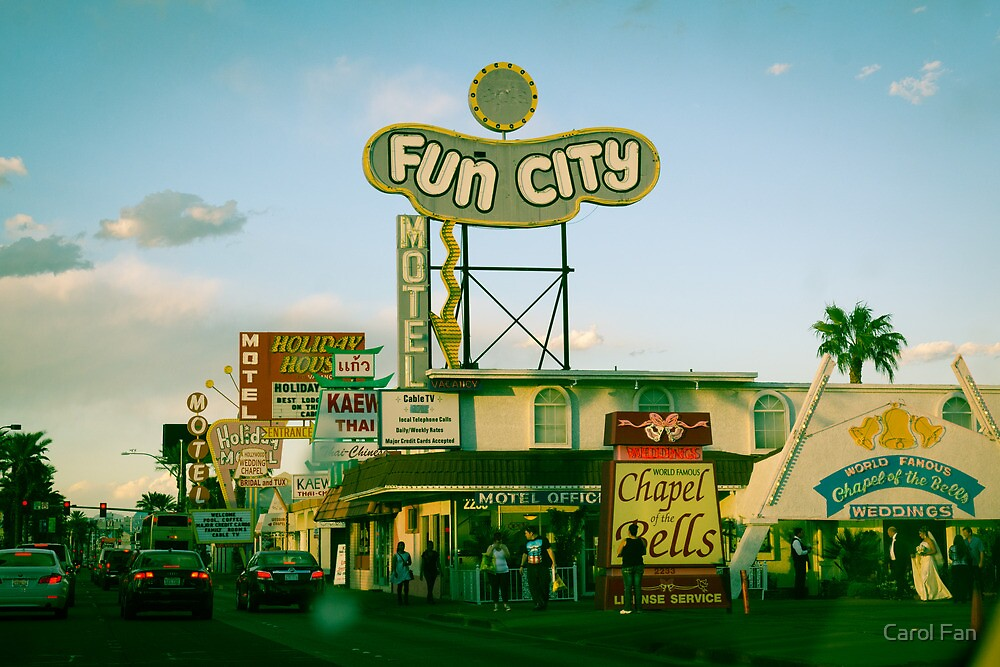 Fun City by Fan Fan