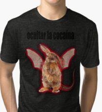 evil rabbit Tri-blend T-Shirt