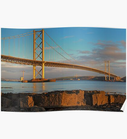 Forth Road Bridge (2) Poster