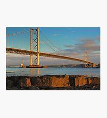 Forth Road Bridge (2) Photographic Print