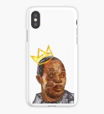 Omar The King iPhone Case/Skin
